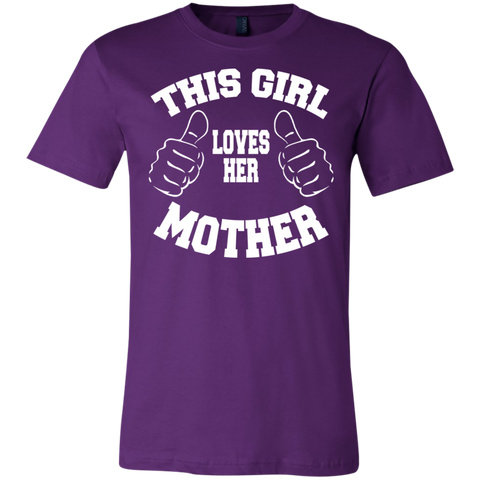 Girl Loves Mother