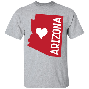 Home State Tshirt Arizona
