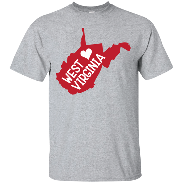 Home State Tshirt West Virginia