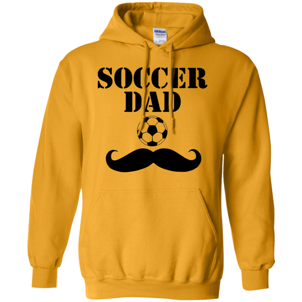 Mustache Soccer Dad