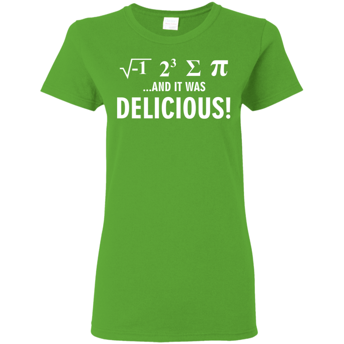 Delicious Ladies Shirt