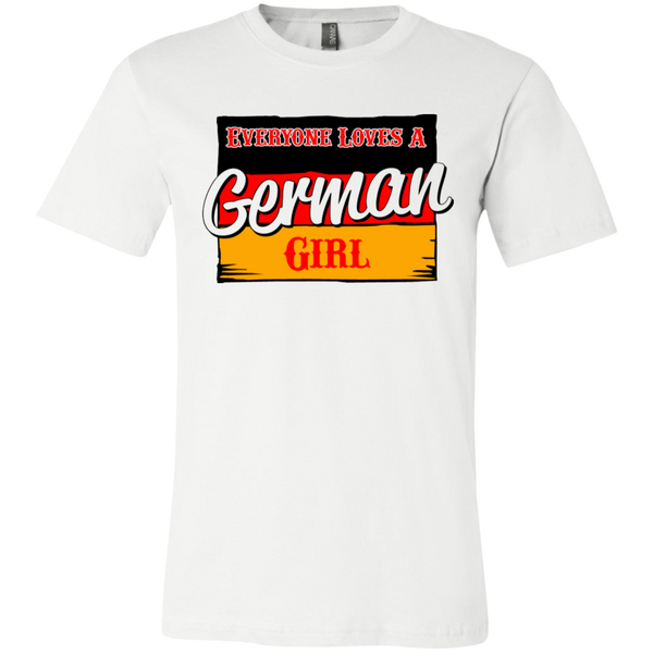 German Girl Unisex Shirt
