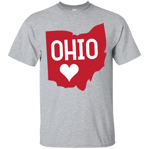 Home State Tshirt Ohio