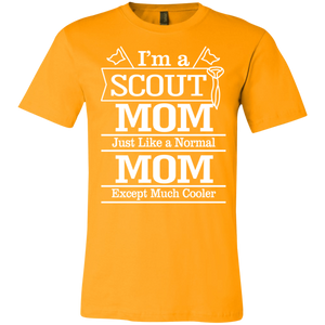 Scout Mom Unisex Shirt