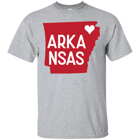 Home State Tshirt Arkansas