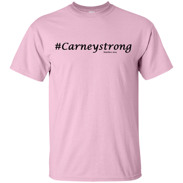 #Carneystrong Youth