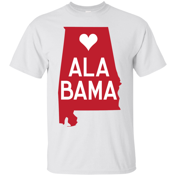 Home State Tshirt Alabama