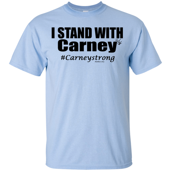 I stand with Carney Youth