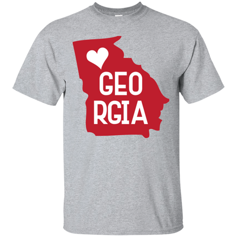 Home State Tshirt Georgia