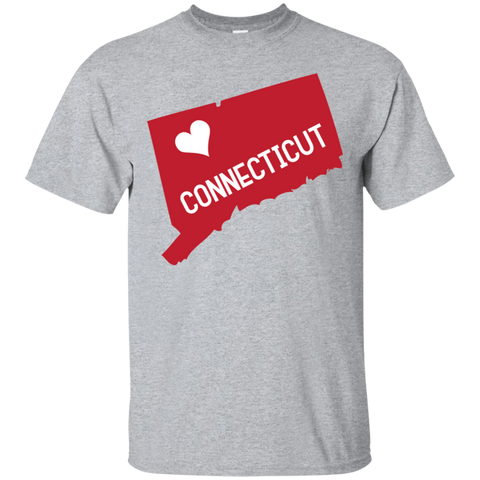 Home State Tshirt Connecticut