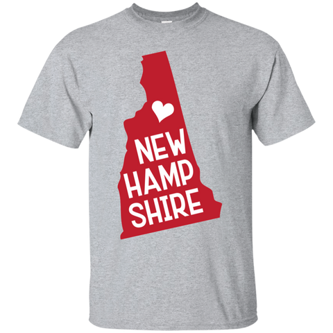 Home State Tshirt New Hampshire