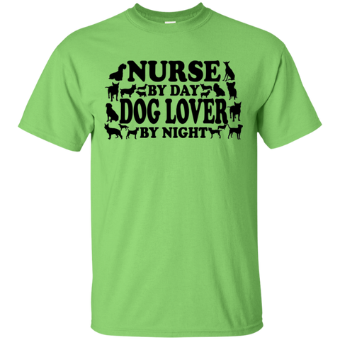Nurse Dog Lover