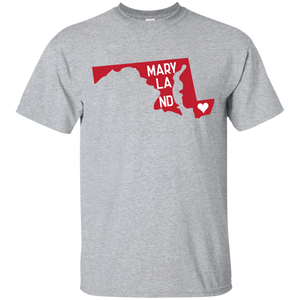 Home State Tshirt Maryland