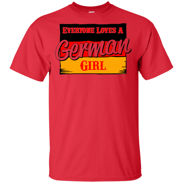 German Girl Youth Shirt