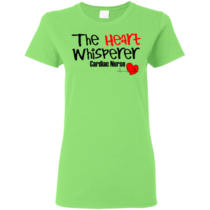 Heart Whisperer Ladies Shirt