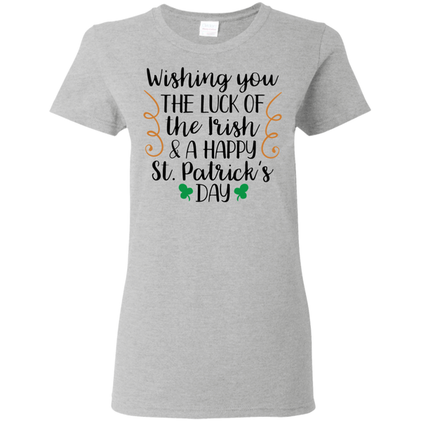 Luck of the Irish - Mens & Womans