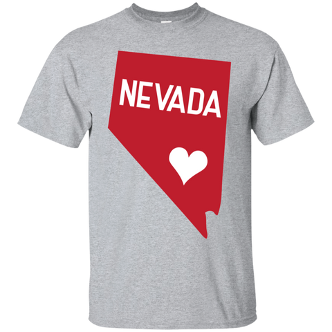 Home State Tshirt Nevada