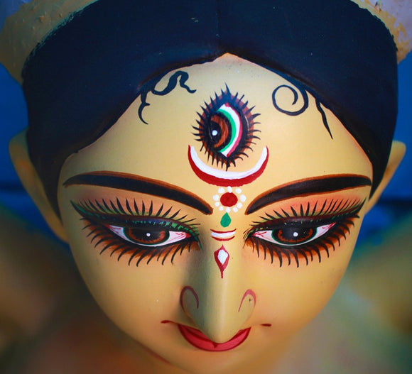 Eco-friendly Durga Puja: Reality or Myth