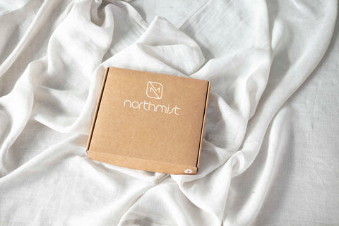 NorthMist ecofriendly packaging