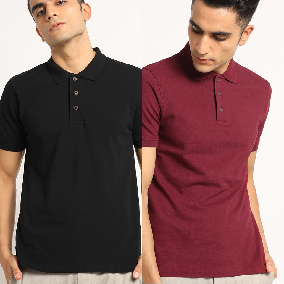 Load image into Gallery viewer, Space-Combo-Pack-T-shirt-Polo