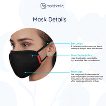 Load image into Gallery viewer, NorthMist Protego Mask - Pack of 10
