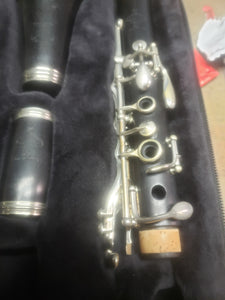 USED Buffet R-13 Clarinet circa 1964