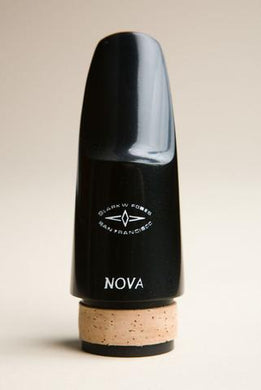 Fobes Nova Bass Clarinet Mouthpiece