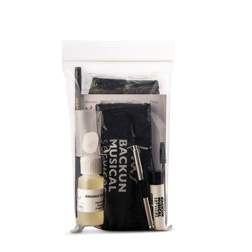 Backun Wood Clarinet Care Kit