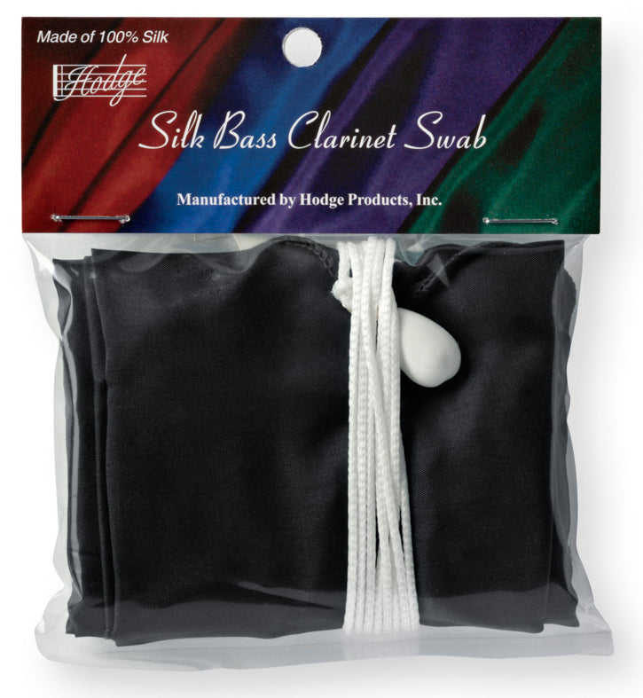 Hodge Silk Bass Clarinet Swab