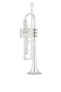 DEMO Shires Q Series Professional Bb Trumpet