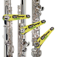 Load image into Gallery viewer, Spit Spong (2 piece) Woodwind Pad Dryer for Oboe, Flute, Clarinet, Bassoon and Soprano Sax by Key Leaves