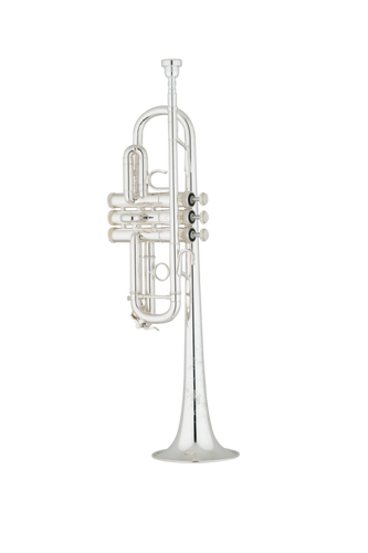 LIKE NEW Shires Q Series Professional C Trumpet