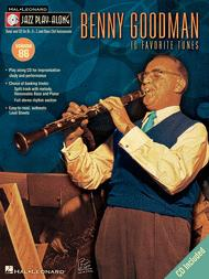 Benny Goodman 10 Favorite Tunes (Jazz Play-Along)