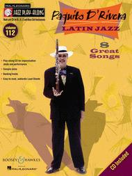 Paquito D'Rivera Latin Jazz: 8 Great Songs (Jazz Play-Along)