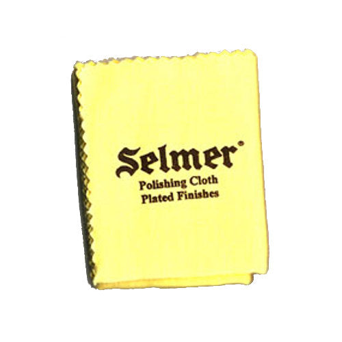 Selmer Plated Finish Polish Cloth