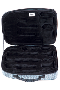 BAM Signature Bb+A Double Clarinet Case