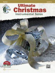 Ultimate Christmas Instrumental Solos for clarinet