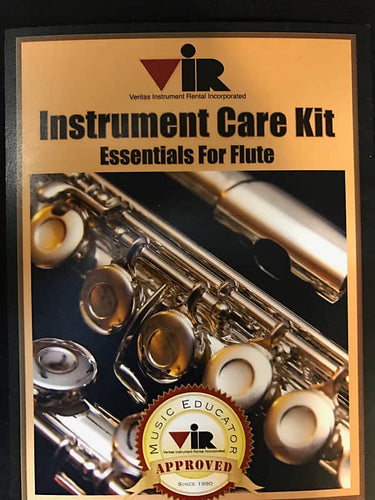 Flute Care & Cleaning Kit