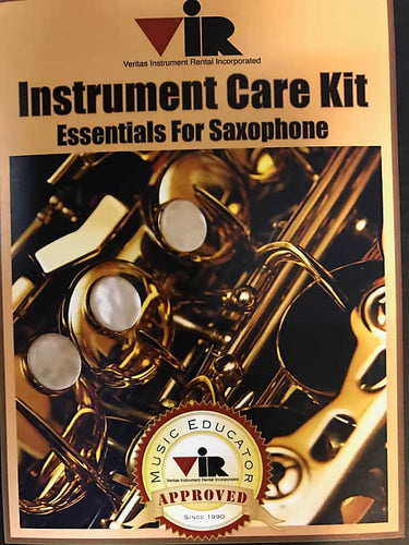 Saxophone Care & Cleaning Kit