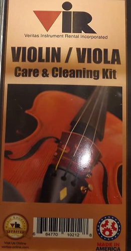 Strings Care & Cleaning Kit