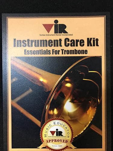 Trombone Care & Cleaning Kit