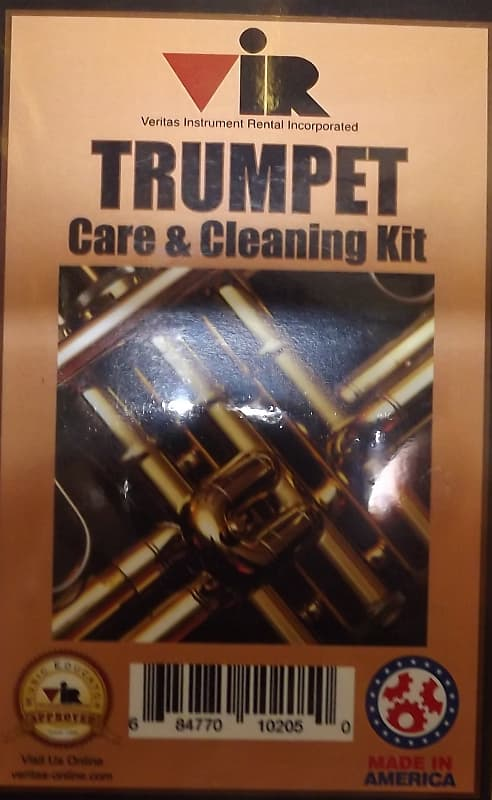 Trumpet Care & Cleaning Kit