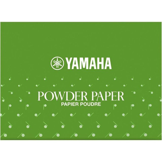 Yamaha Pad Papers, Powdered