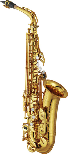 Store-Used Demo- New Yamaha Custom Zii Alto Saxophone
