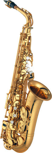 Store-Used Demo- New Yamaha Custom EXii Alto Saxophone