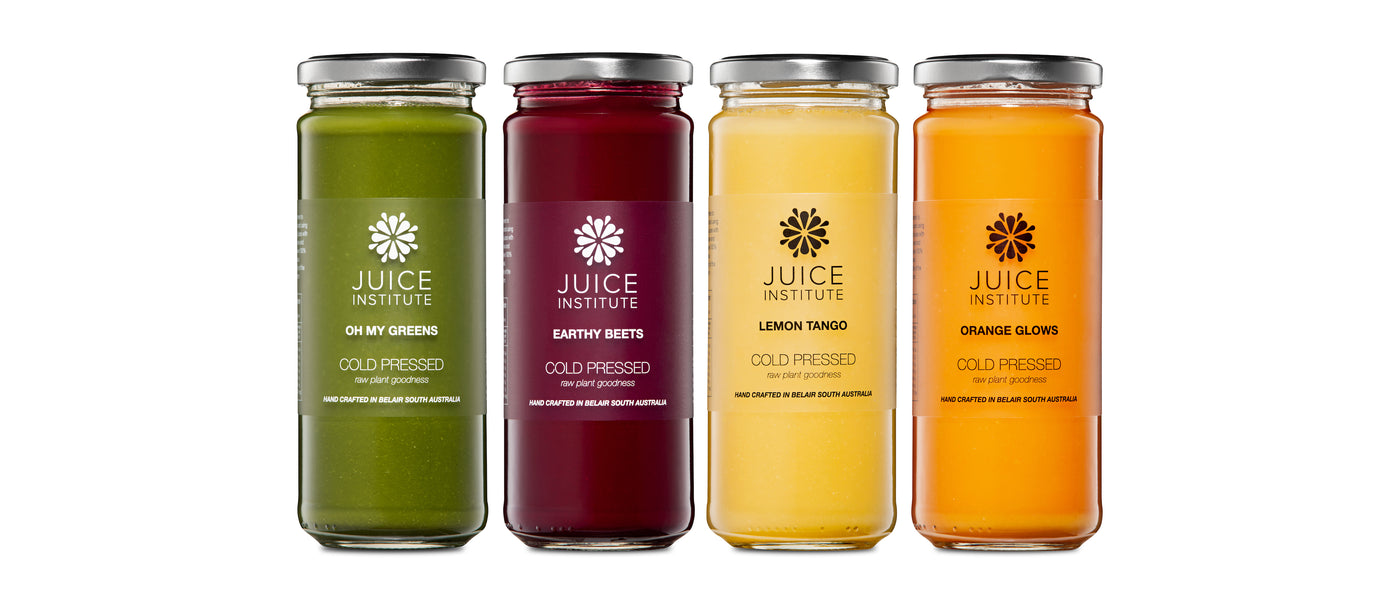 Raw Til 4 Cleanse/Mixed Juice Box