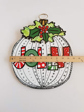 Load image into Gallery viewer, JOLLY Holiday Ornament Sign - Designer DIY