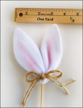 Load image into Gallery viewer, Bunny Ear pick, Easter Pick - Designer DIY