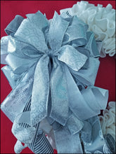 Load image into Gallery viewer, Snowflake Handmade Bow - Designer DIY