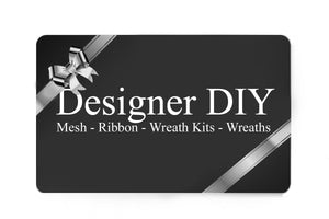 Gift Card - Designer DIY